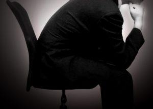就活によるうつ病